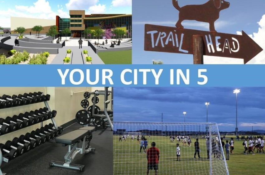 Video: Your City in 5 for Week Ending September 21