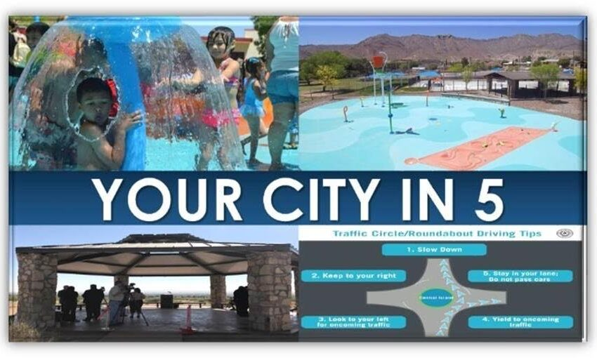 Video: Your City in 5 for Week Ending April 21