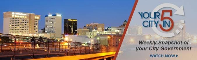 Your City in 5: A Snapshot of Your El Paso City Government 2/25