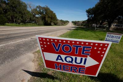Early Voting Starts Today: Here's What Texas Voters Should Know