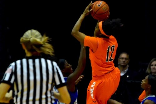 Story in Six Pics: UTEP moves to 3-0 with 78-54 win over Hampton