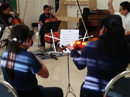 El Paso Symphony program at Hart, Guillen wins national award for social work