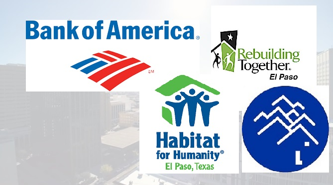 Bank of America grant to aid three El Paso area nonprofits