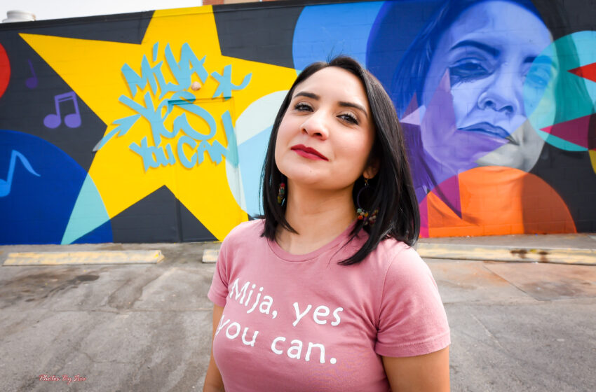 Gallery+Story: Iris Lopez, founder of the Mijas Project, honored with mural