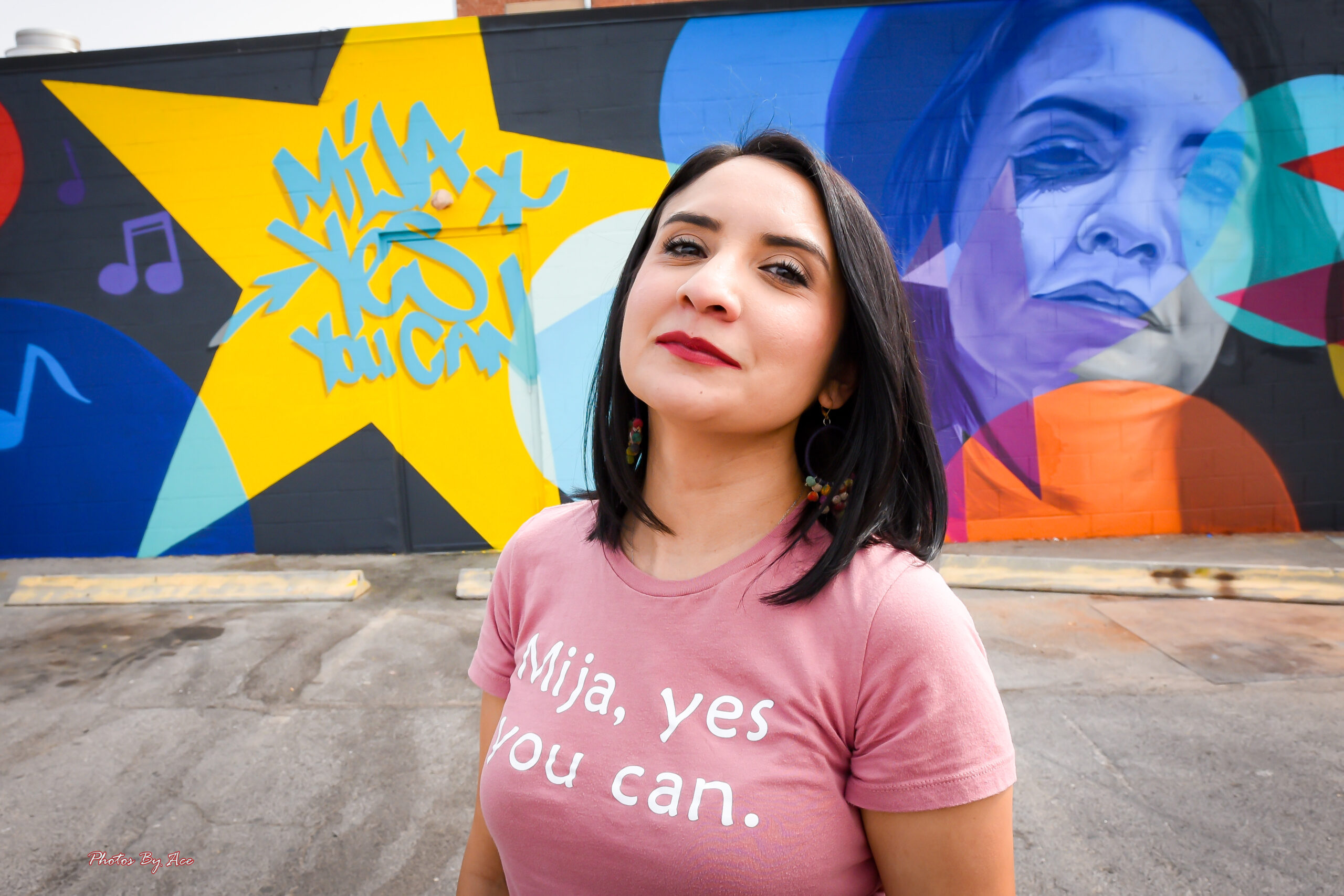 Mija, Yes you can founder Iris Lopez  | Photo by Andres Acosta – El Paso Herald Post