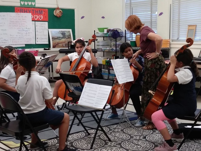 EPSO's Tocando Music Project honored with Manhattan Institute's 2020 Civic Society Awards
