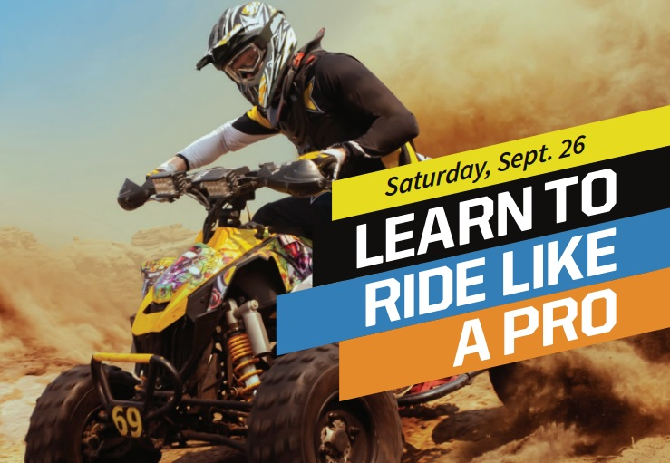UMC, Yamaha team up for ATV RiderCourse for area youth