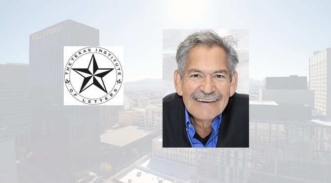 El Paso's own Benjamin Alire Sáenz wins Texas Institute of Letters' Lifetime Achievement Award