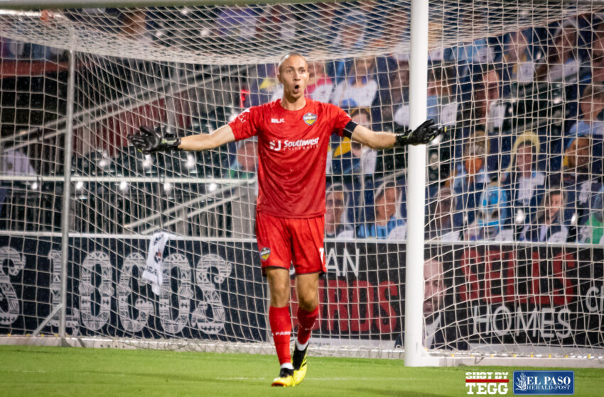 Locomotive Goalkeeper Ketterer back aboard for 2021 USL Championship Season