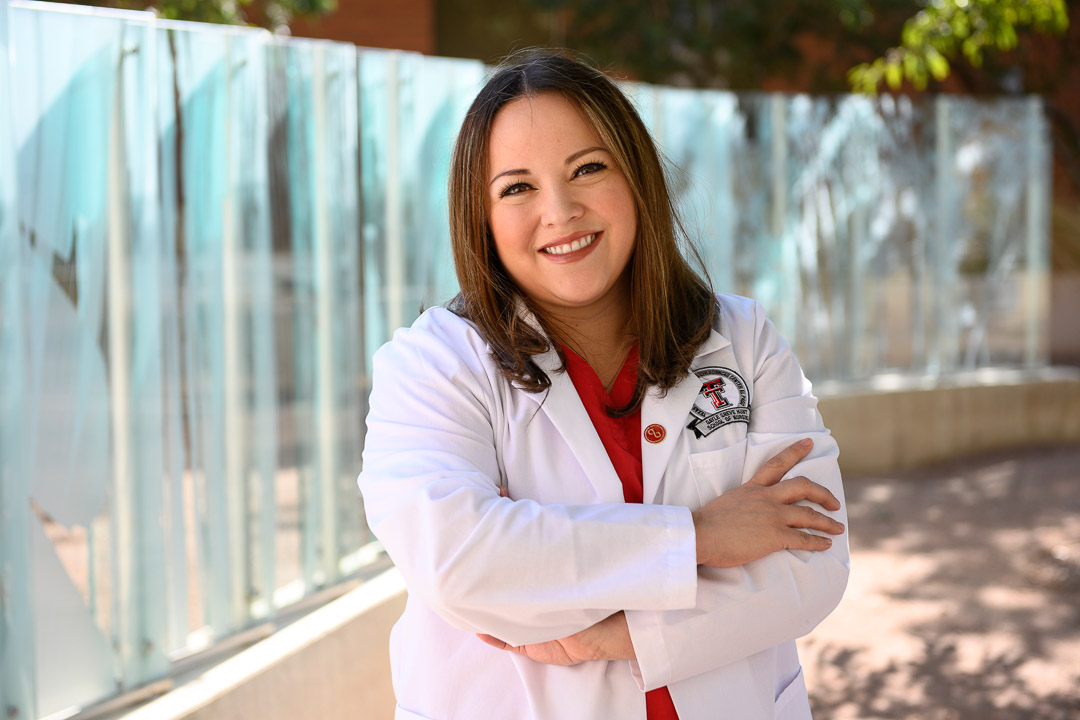 "We have been truly blessed with the support from the school and the donors to the Student Frontline Emergency Fund, it really has provided so much relief for my family. I've been able to keep my focus on my studies and keep my family safe which is more than I could ever ask for."" – Crystal Apodaca 