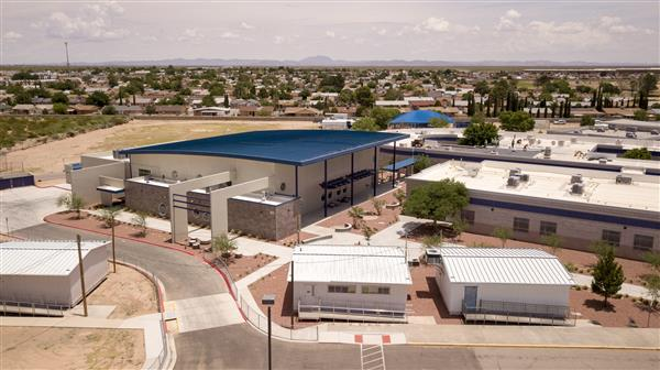 Desertaire Elementary School  | Photo courtesy YISD