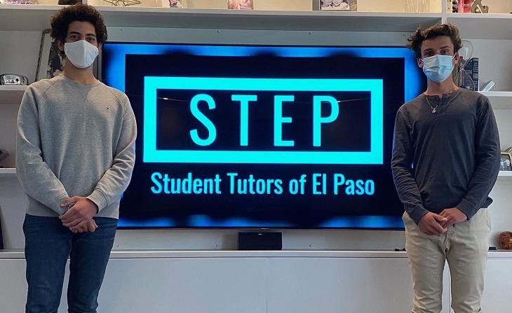 Coronado High Senior duo launch 'Student Tutors of El Paso'