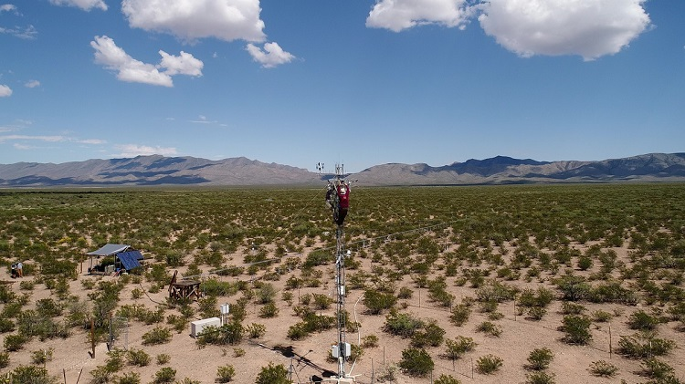 UTEP awarded $5M NSF grant to lead study of Earth's Surface in Drylands