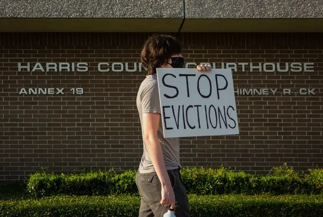 Millions of Texans could be shielded from evictions under new Trump administration order