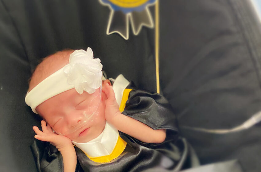 Gallery: Del Sol Medical Center NICU holds baby graduation ceremony
