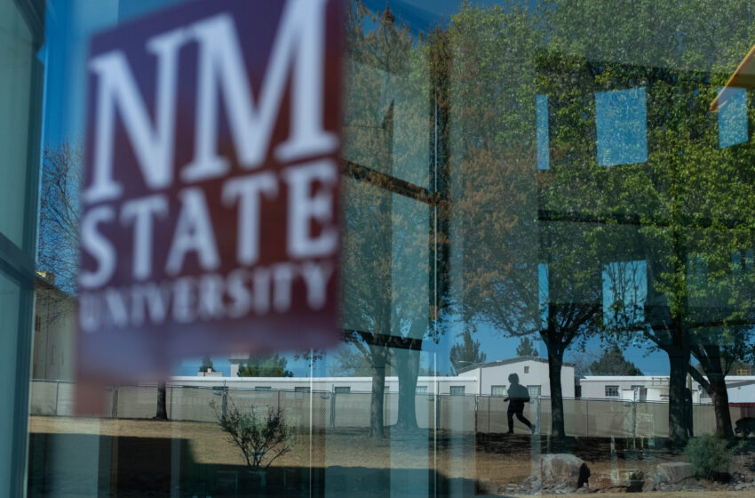 NMSU professors, students to present results of research into ICE Detention Centers