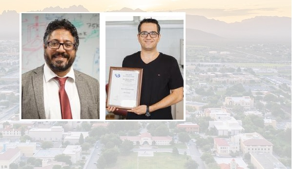 NMSU civil engineers receive national award for railroad testing research