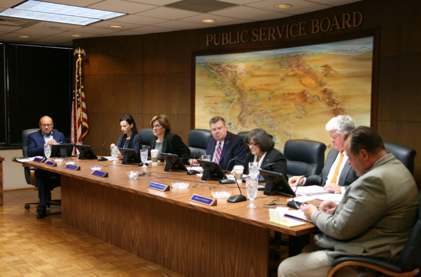 After historic election, new Public Service Board officers make mark