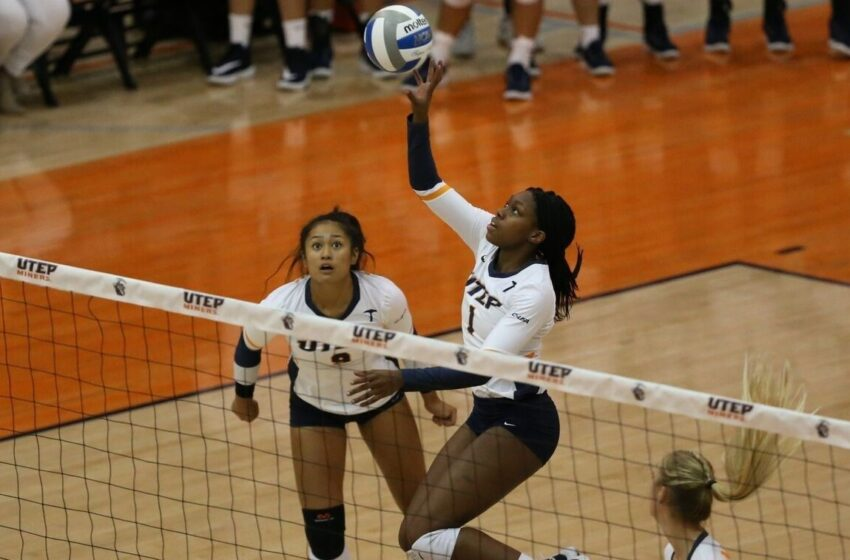 UTEP upsets Texas State in Four Sets