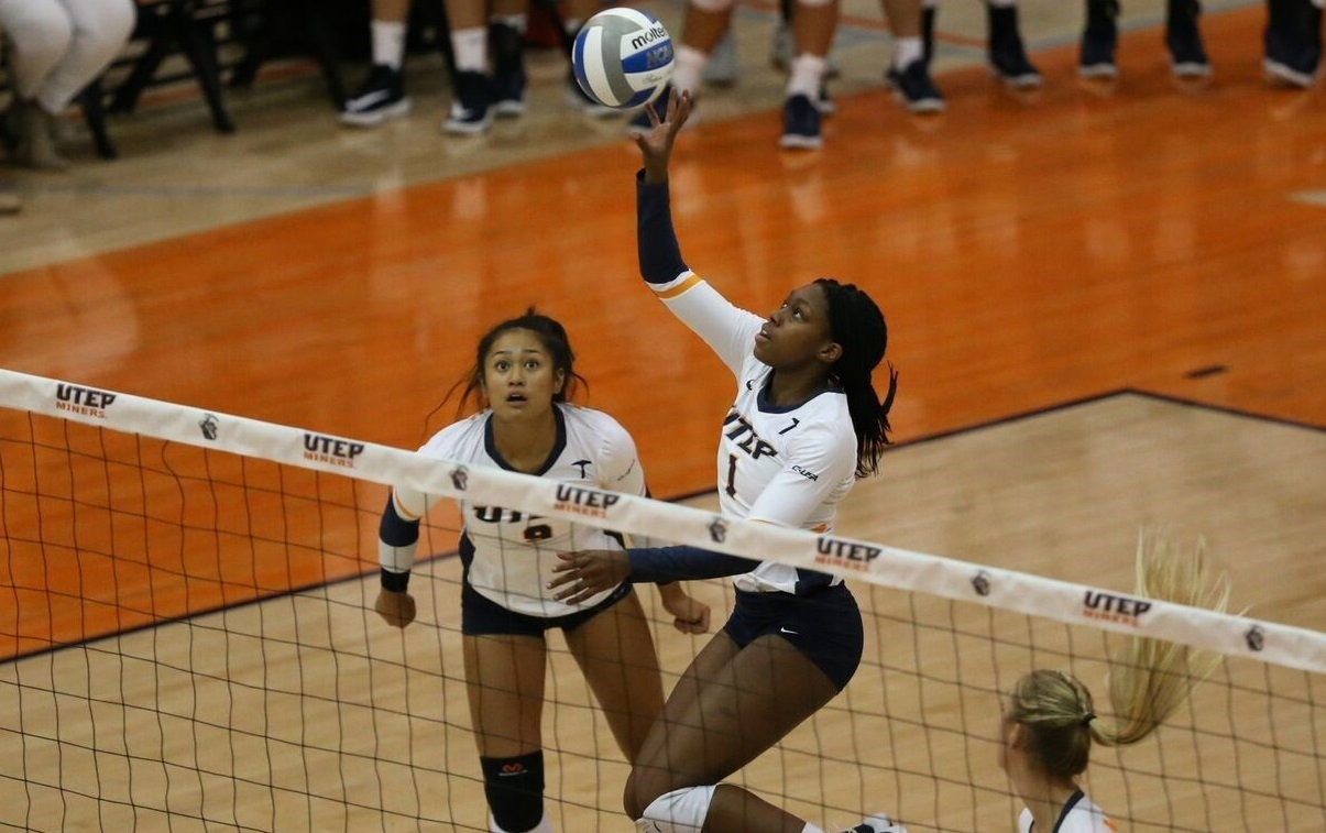 FILE: Serena Patterson | Photo courtesy UTEP Athletics