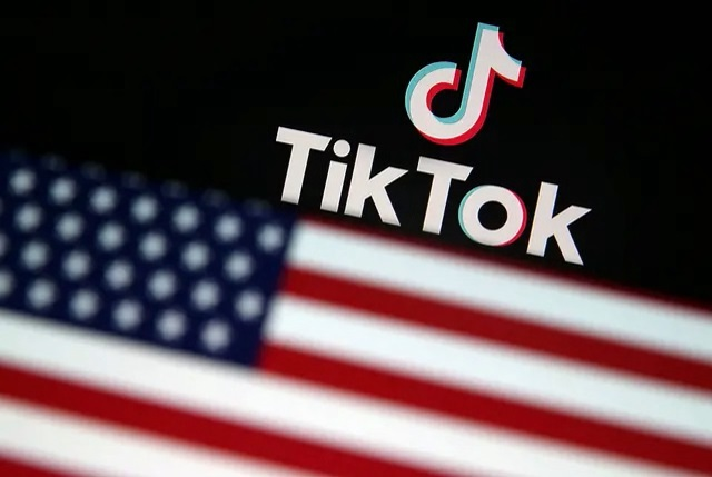 TikTok has come under fire from the Trump administration, but with a tentative deal reached, a new headquarters could be coming to Texas. Credit: REUTERS/Dado Ruvic/Illustratio