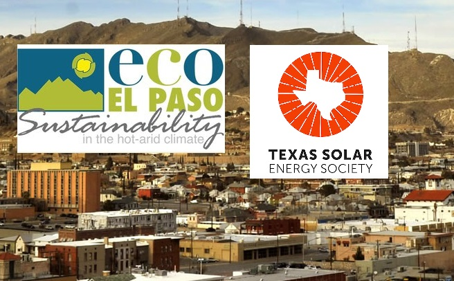 Texas Solar Energy Society welcomes Eco El Paso as new West Texas Chapter