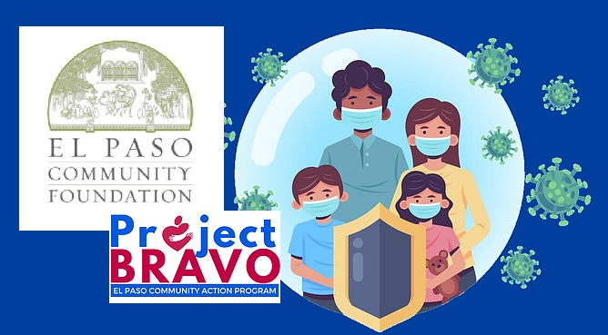 EPCF, Project Bravo partner to help vulnerable residents during pandemic