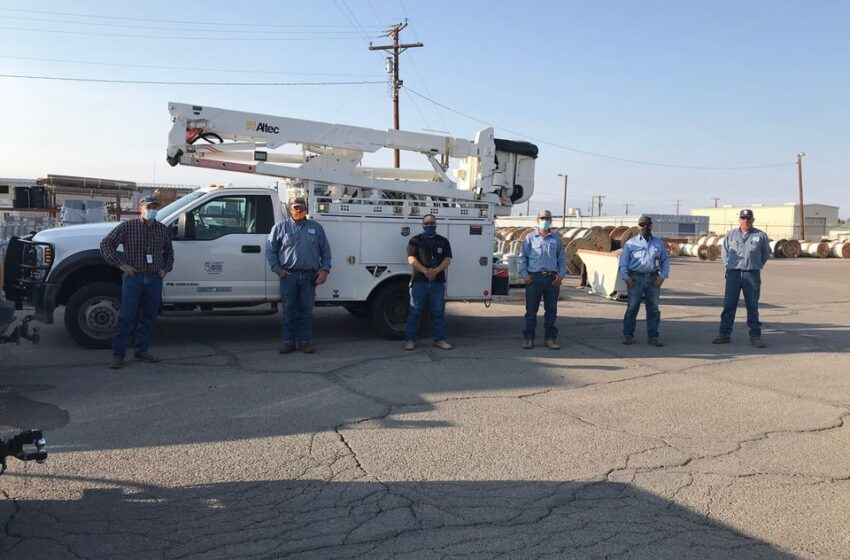 El Paso Electric sending crews to ABQ to assist with power restoration efforts