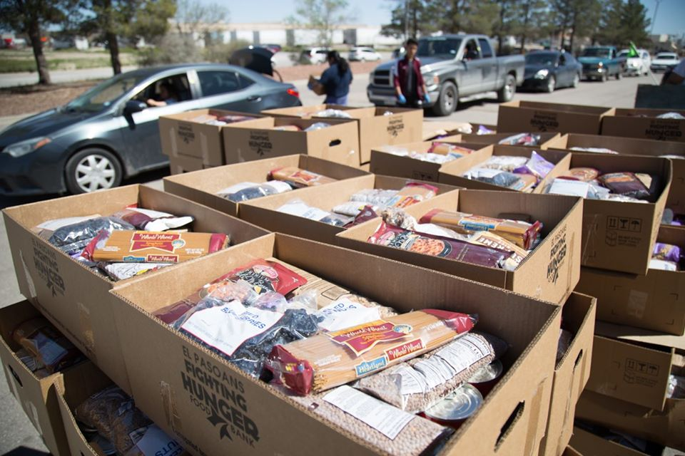 Photo courtesy El Pasoans Fighting Hunger Food Bank