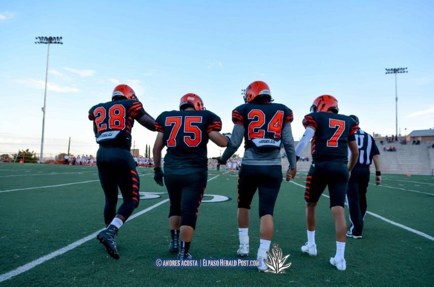 FILE: El Paso High School – Andres Acosta, El Paso Herald Post