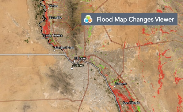 FEMA to provide new Flood Maps; El Paso properties may receive new flood zone designation