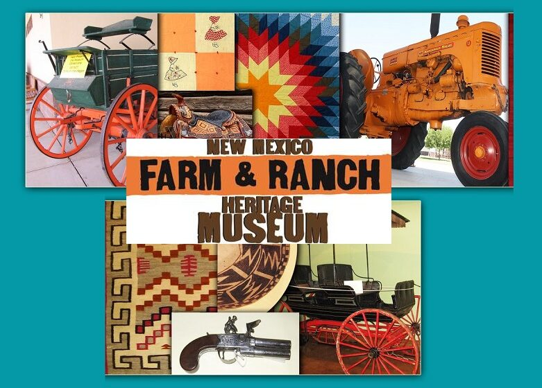 NM Farm & Ranch Museum unveils Collections Portal