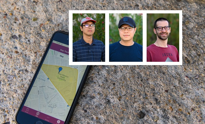 NMSU students develop COVID-19 contact tracing app for campus community