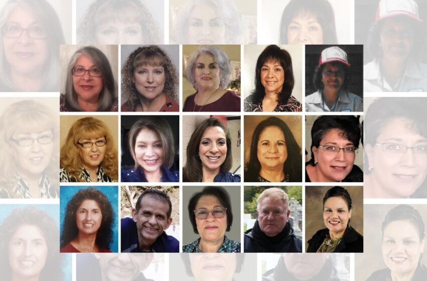 Socorro ISD honors retirees from 2019-2020 School Year
