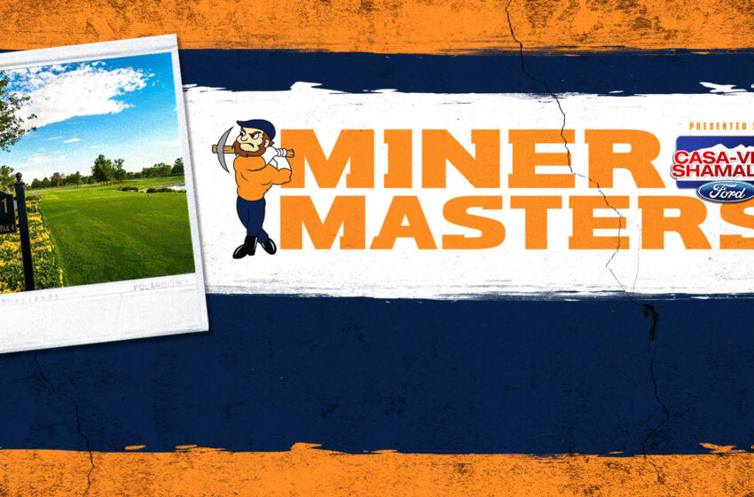 El Paso Ford Dealers sponsoring Miner Masters; Tournament to benefit UTEP Men's Golf Program