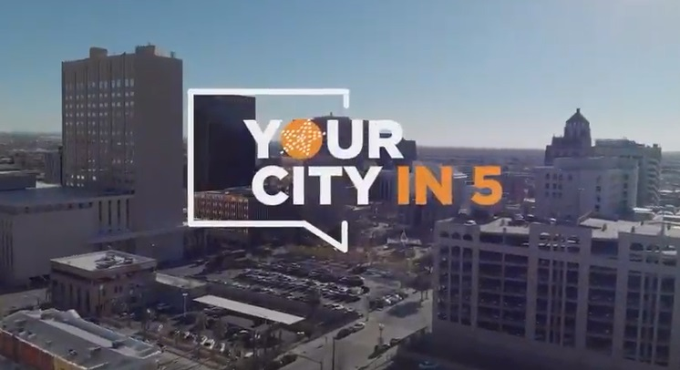 Video: Your City in 5 for Week ending September 26