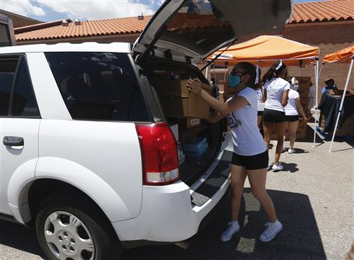 EPISD Cares raises funds for 882K meals during pandemic
