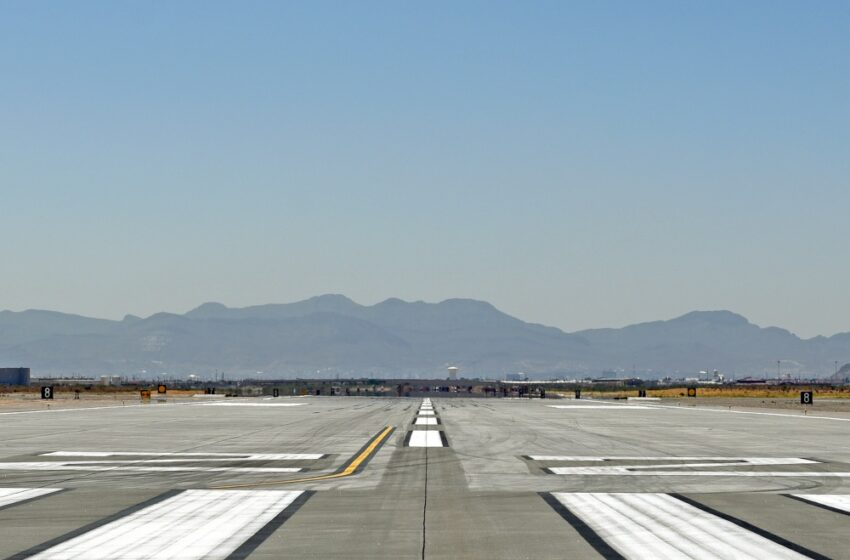 Fort Bliss airfield runway renovated, extends usability by 20 years