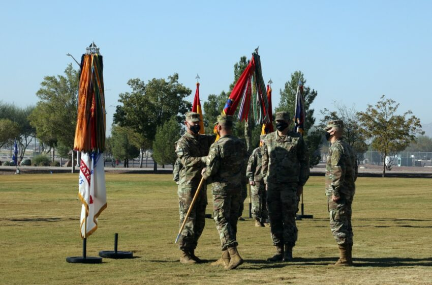 1st Armored Division, Fort Bliss welcome new Commanding General