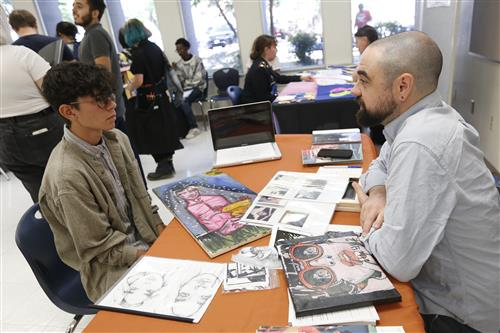 Art School Bound: EPISD's fifth College Art Fair goes digital
