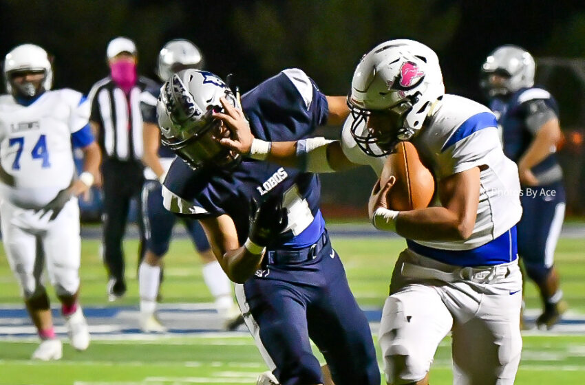 Gallery: Clint powers past Mountain View 62-0