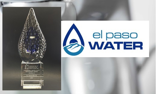 AMWA's Water Industry Awards honors El Paso Water