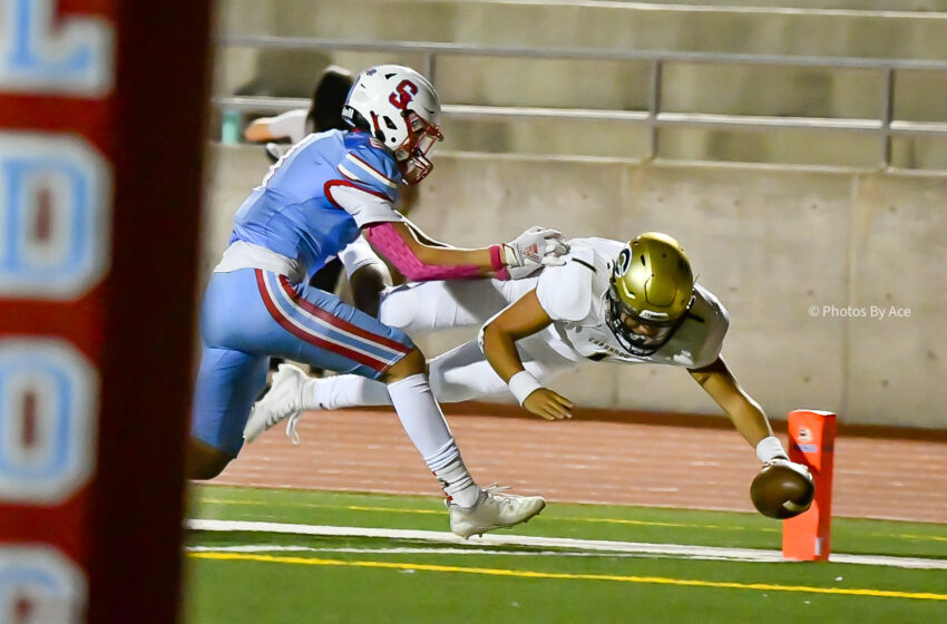Gallery: Coronado flies past Socorro 36-12