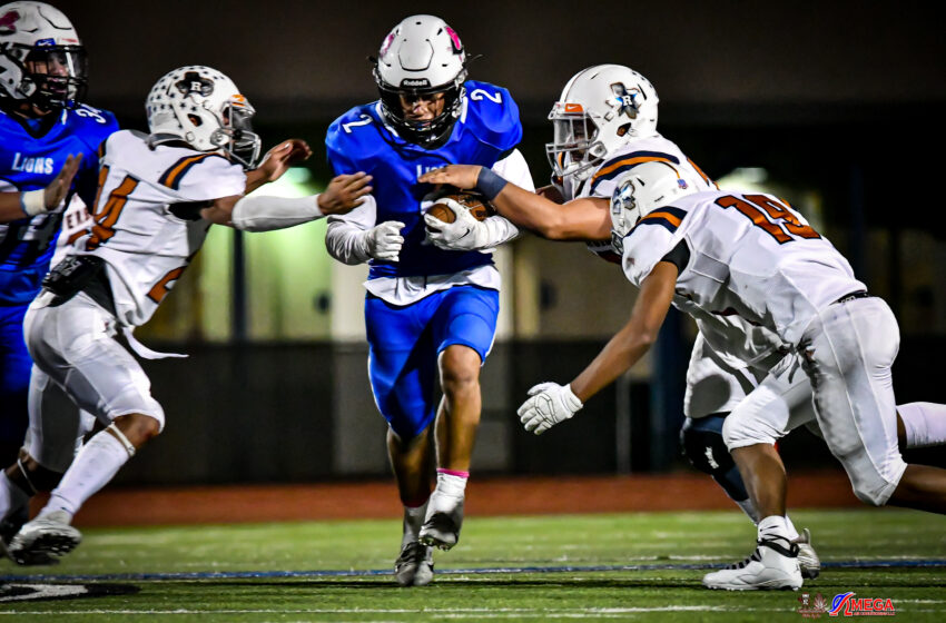 Gallery: Clint edges Riverside 14-13 to grab 1-4A Crown