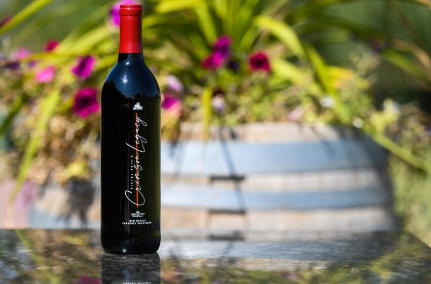 NMSU, Lescombes collaborate to launch Pistol Pete's Crimson Legacy wine