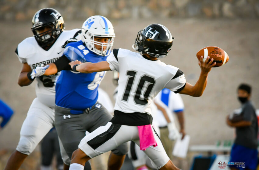 Gallery: Horizon doubles down on Bowie 40-20