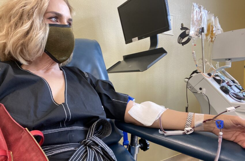 El Pasoan inspired to donate Plasma after recovering from COVID-19