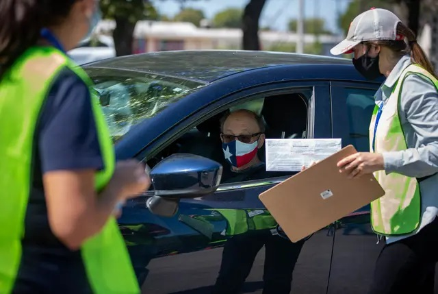 Texas counties can offer only one drop-off ballot location, federal appeals court rules, upholding Gov. Greg Abbott's order