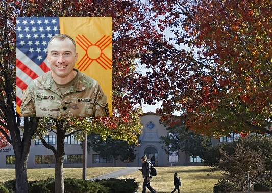 NMSU welcomes new Army ROTC commander