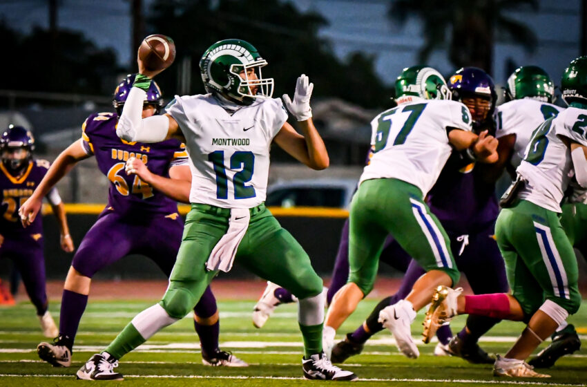 Gallery: Montwood bests Burges 42-28